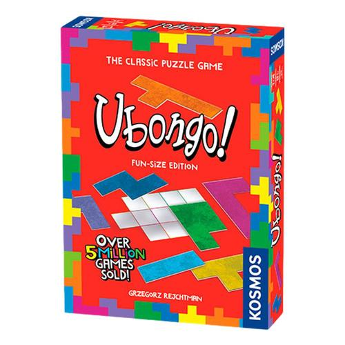 Thames and Kosmos Ubongo: Fun-Size Edition Game