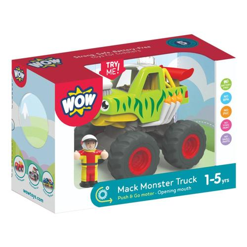 Wow Toys Mack Monster Truck