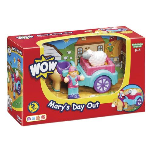 Wow Toys Mary's Day Out