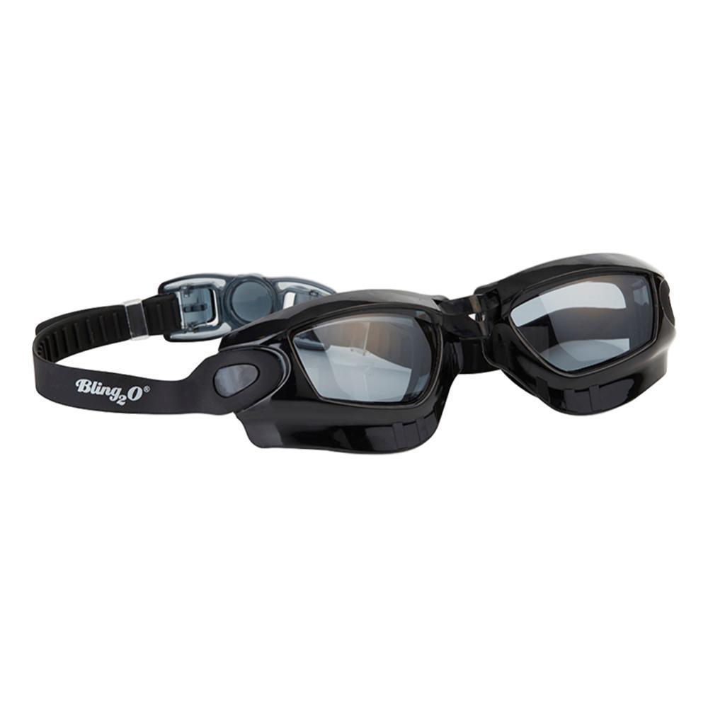 Bling2o Kids Black Knight Swim Goggles BLACK