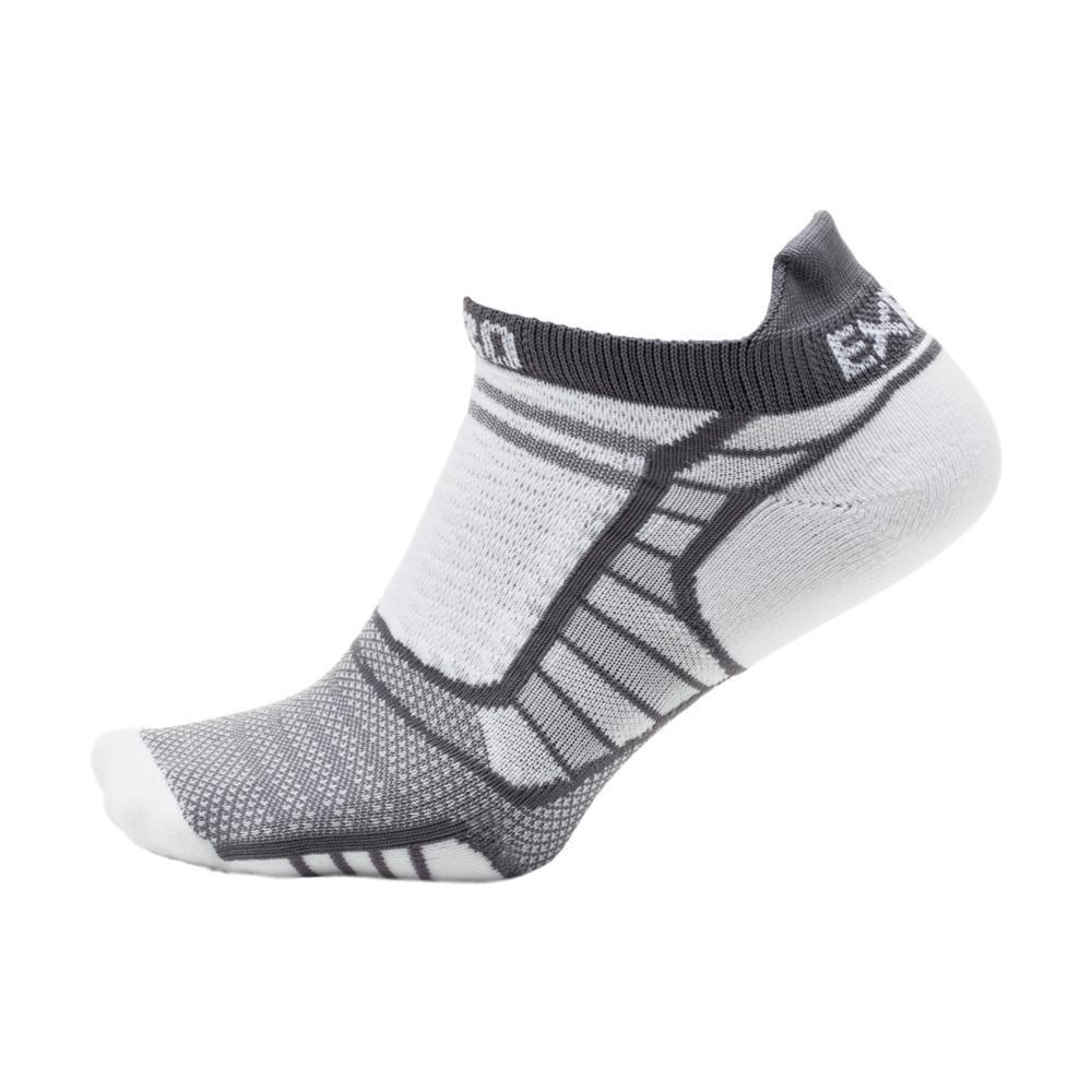 Thorlos Unisex XPTU Experia Prolite No-Show Tab Socks GREY