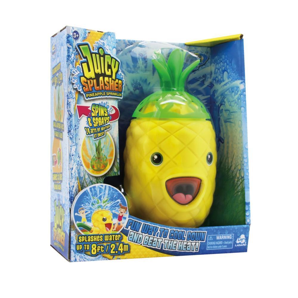 Toysmith Juicy Splasher Pineapple Sprinkler