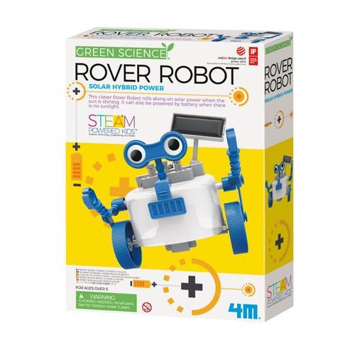 Toysmith 4M Rover Robot Kit