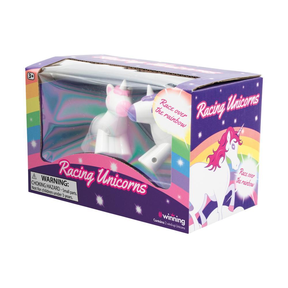 Toysmith Racing Unicorns Wind- Up Set