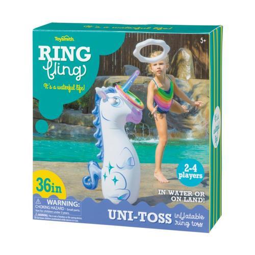 Toysmith Ring Fling Uni-Toss Game
