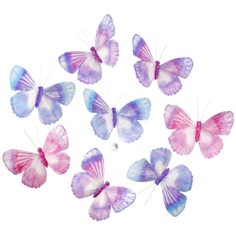 World Buyers Fantasy Sky Butterfly Garland