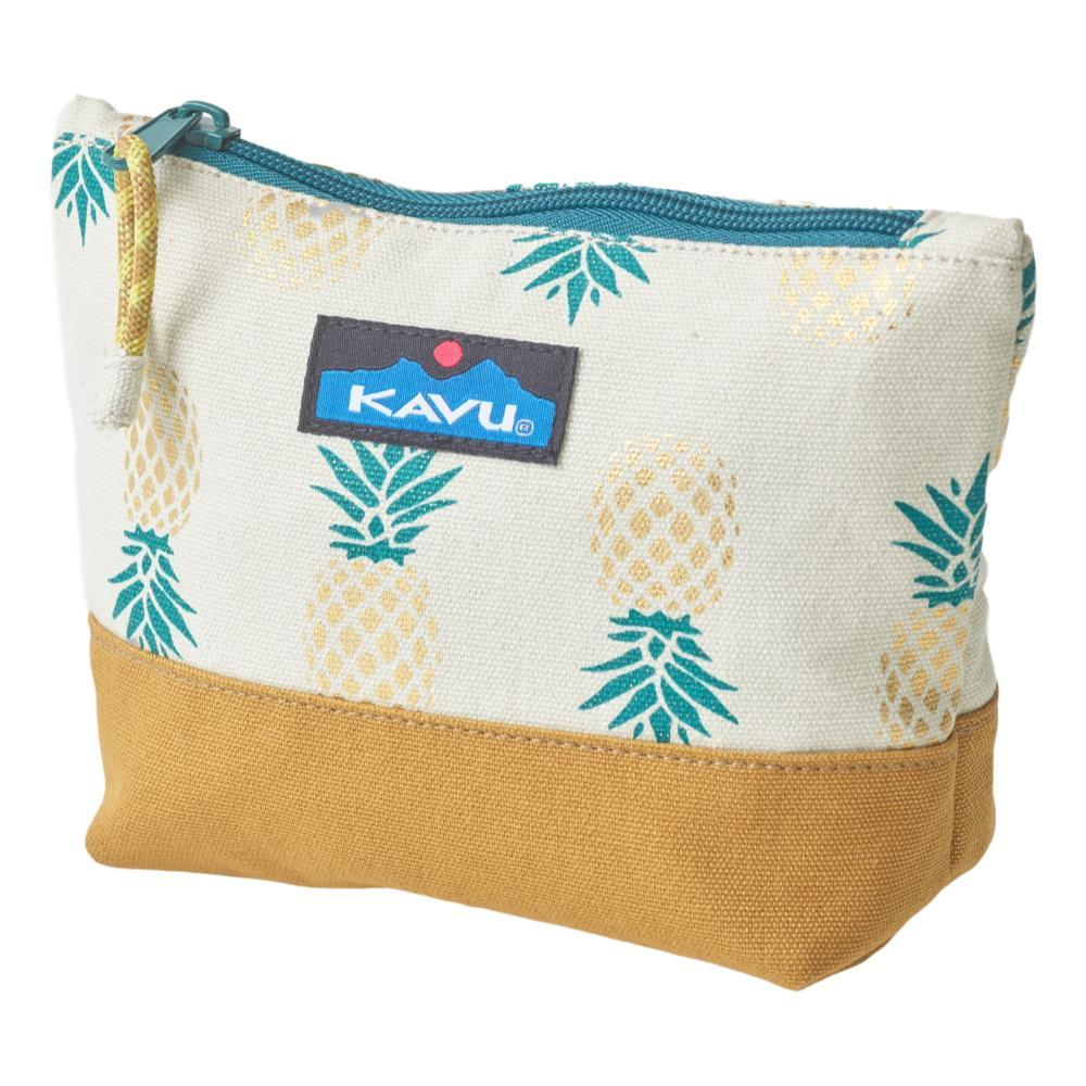 KAVU Quick Zip Pouch PINEA_1145