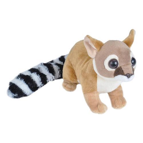 Wild Republic Cuddlekins Ringtail Cat Stuffed Animal - 12in