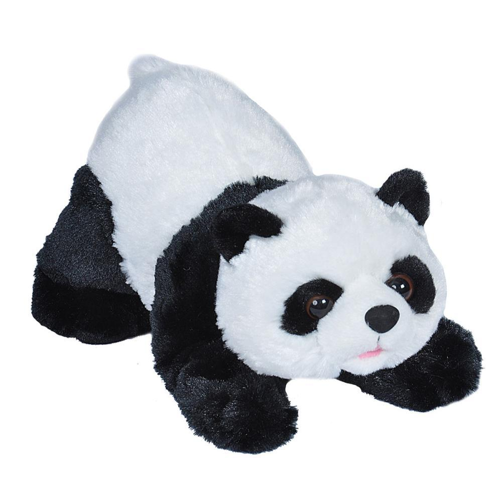 Wild Republic Playful Panda Stuffed Animal - 10in