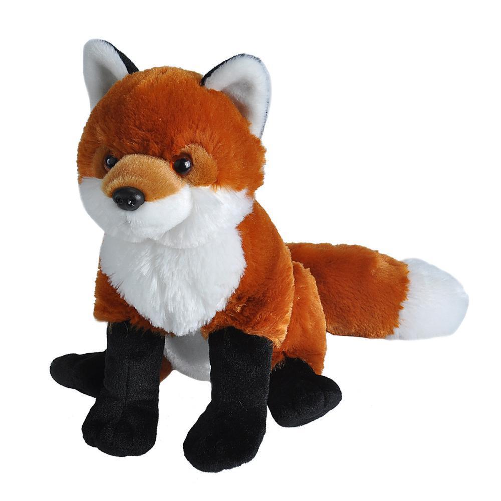 Wild Republic Cuddlekins Red Fox Stuffed Animal - 12in