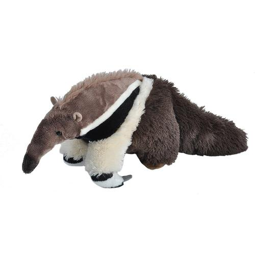 Wild Republic Cuddlekins Anteater Stuffed Animal - 12in