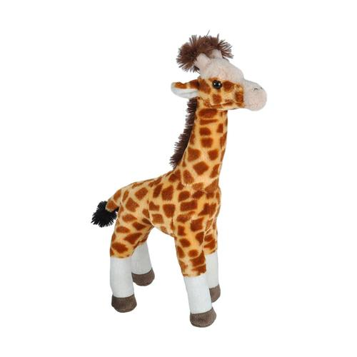 Wild Republic Cuddlekins Standing Giraffe 17in Stuffed Animal