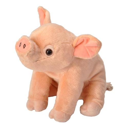 Wild Republic Cuddlekins Baby Pig Stuffed Animal - 12in