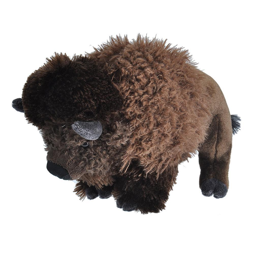 Wild Republic Cuddlekins Bison Stuffed Animal - 12in
