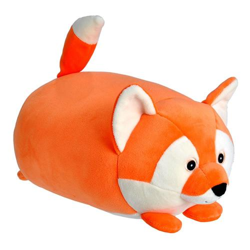 Wild Republic Dream Puffs Fox Stuffed Animal - 10in