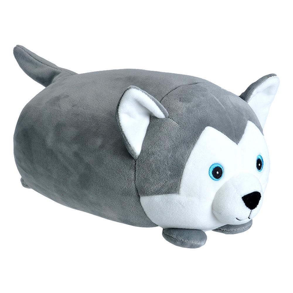 Wild Republic Dream Puffs Wolf Stuffed Animal - 10in