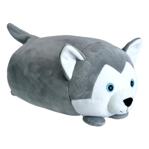 Wild Republic Dream Puffs Wolf Stuffed Animal - 10in