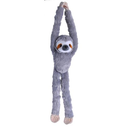 Wild Republic Hanging Three-toed Sloth