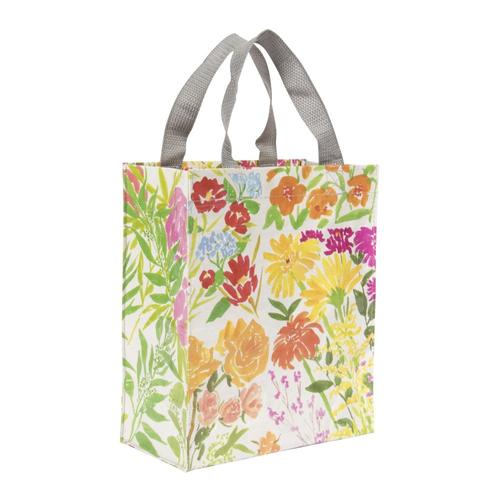 Blue Q Flower Garden Handy Tote