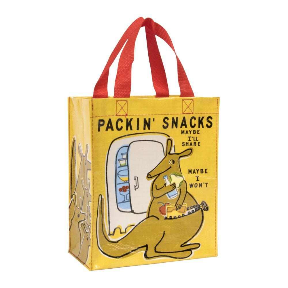 Blue Q Packin ' Snacks Handy Tote