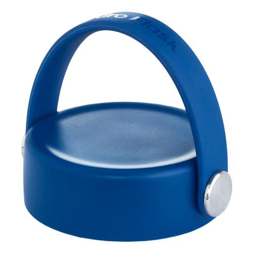 Hydro Flask Wide Mouth Flex Cap Cobalt