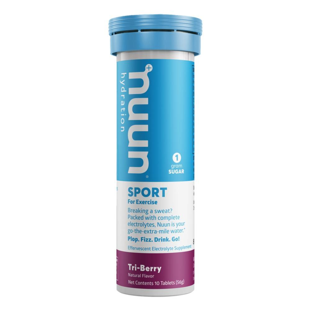 Nuun Sport - Tri-Berry Tablets TRI_BERRY