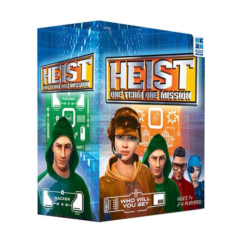 University Games Heist! The Game