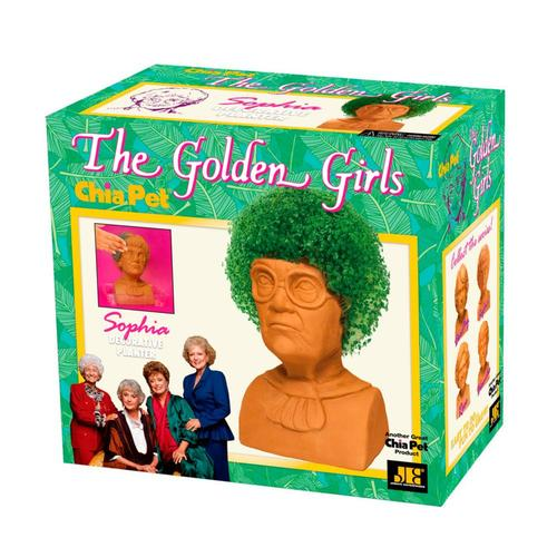 Chia Pet Golden Girls - Sophia