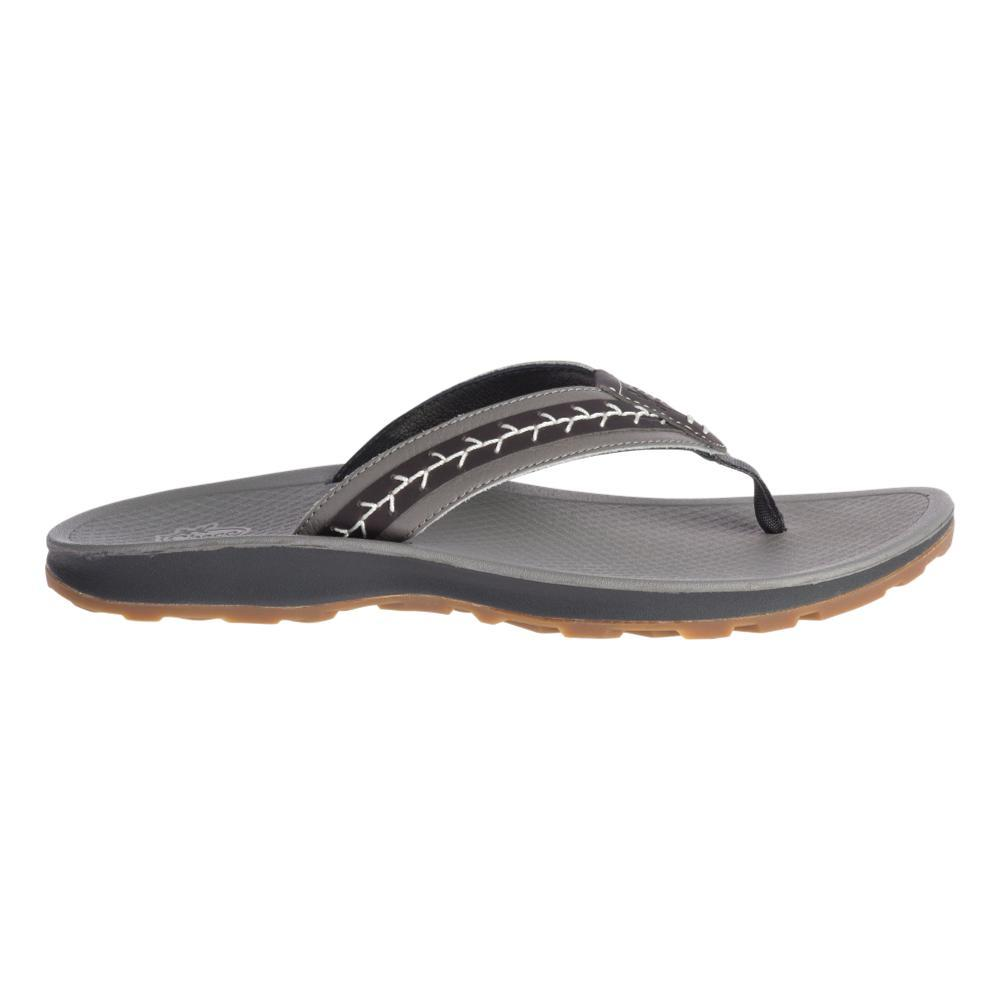 Chaco Women's Playa Pro Leather Sandals GRAY