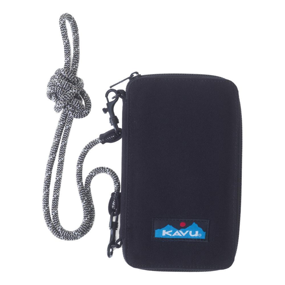 KAVU Go Time Wallet BLACK_20