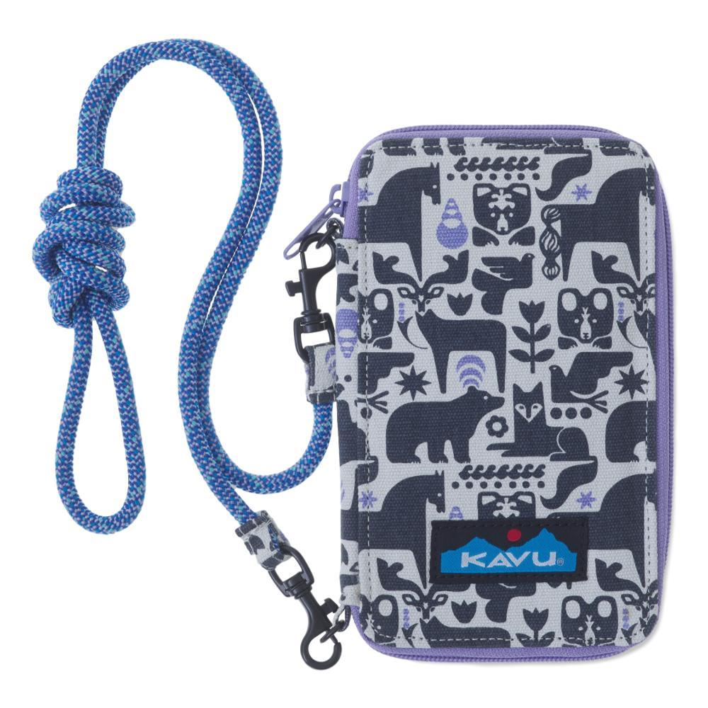 KAVU Go Time Wallet CHARC_1017