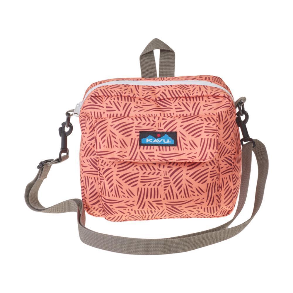 KAVU Nantucket Shoulder Bag TIGERB_859
