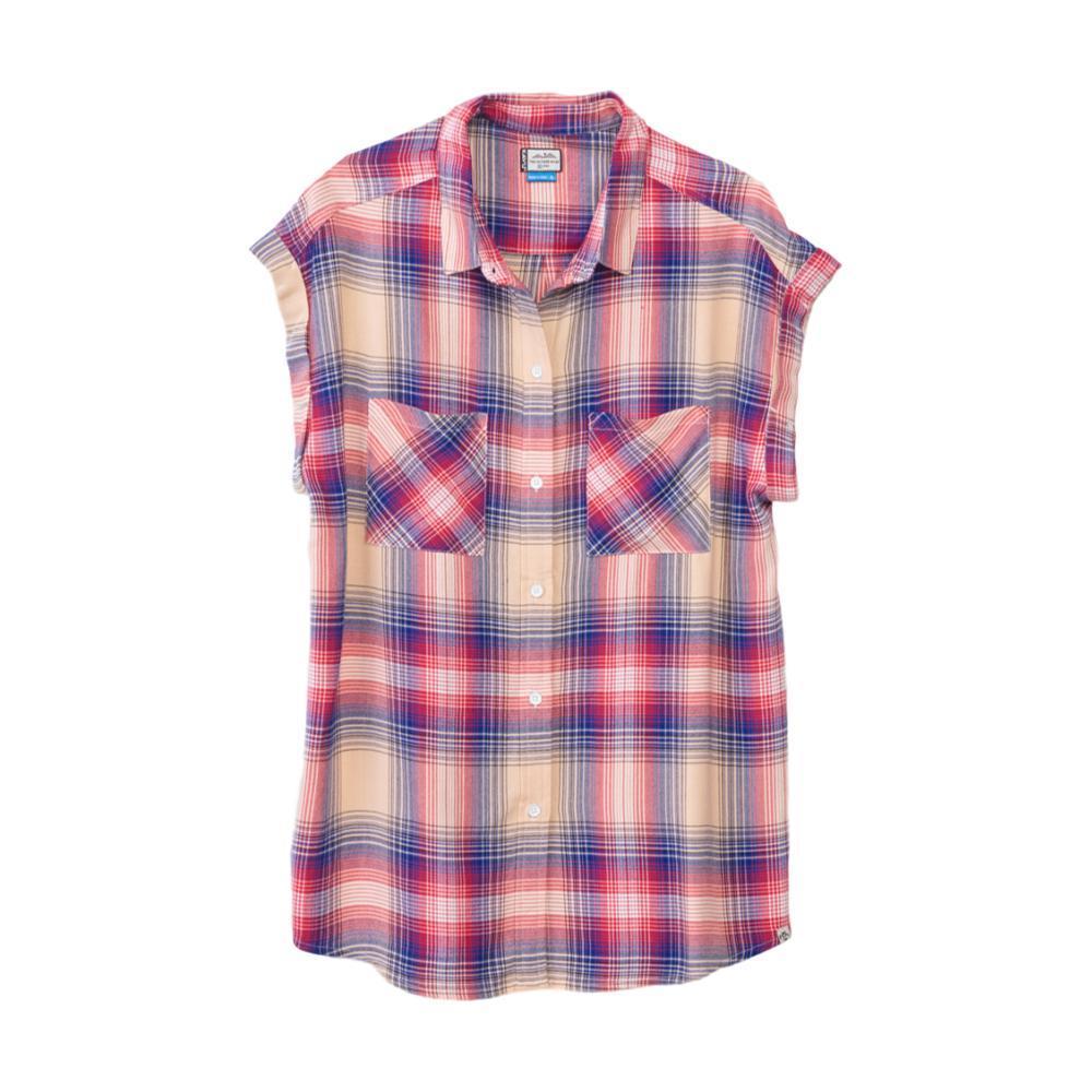 KAVU Women's Belfair Shirt HOUSEBOAT