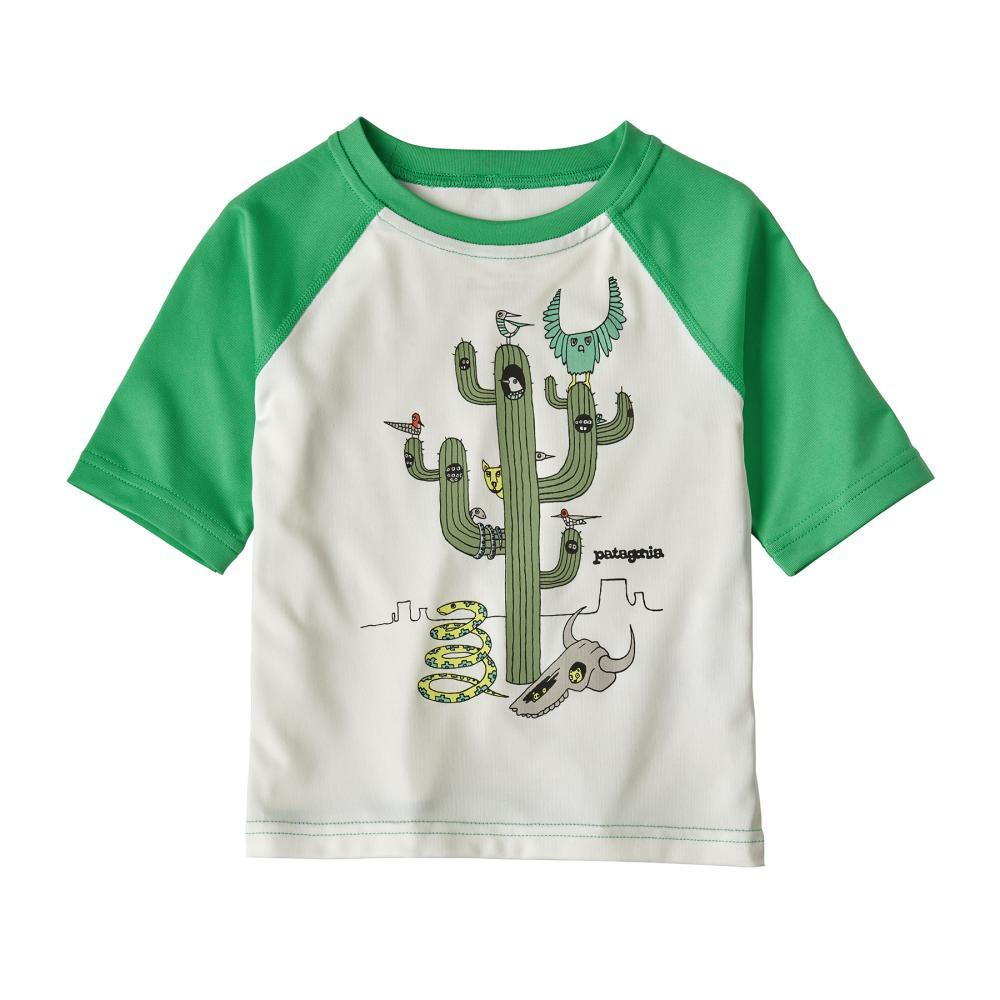 Patagonia Baby Capilene Silkweight T-Shirt CACTS_CCBW