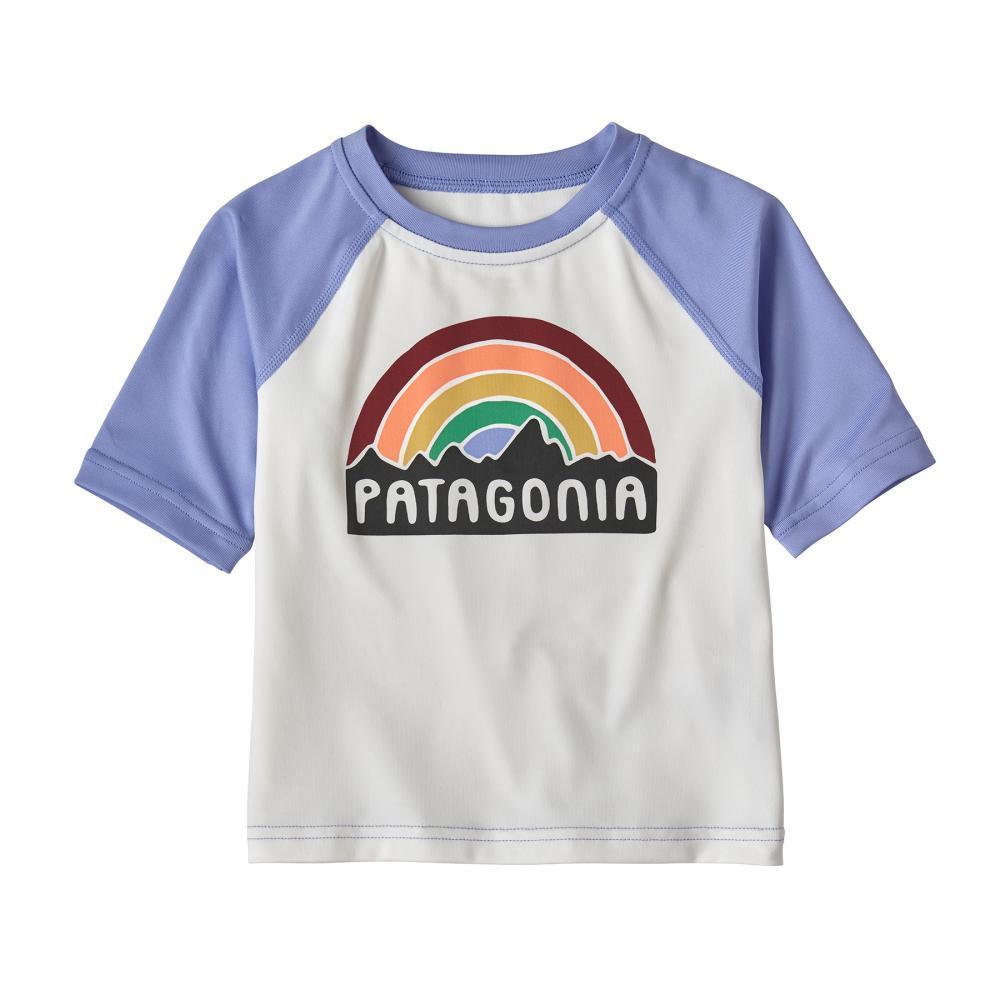 Patagonia Baby Capilene Silkweight T-Shirt RANBW_FZBW
