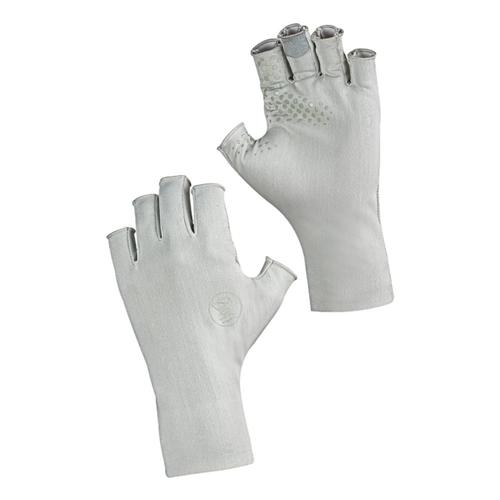 Buff Original Solar Gloves - Green Tea/Medium Greentea