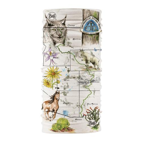 Buff Original Multifunctional Headwear - Triple Crown Series Continental Divide Trail Tcs_contin