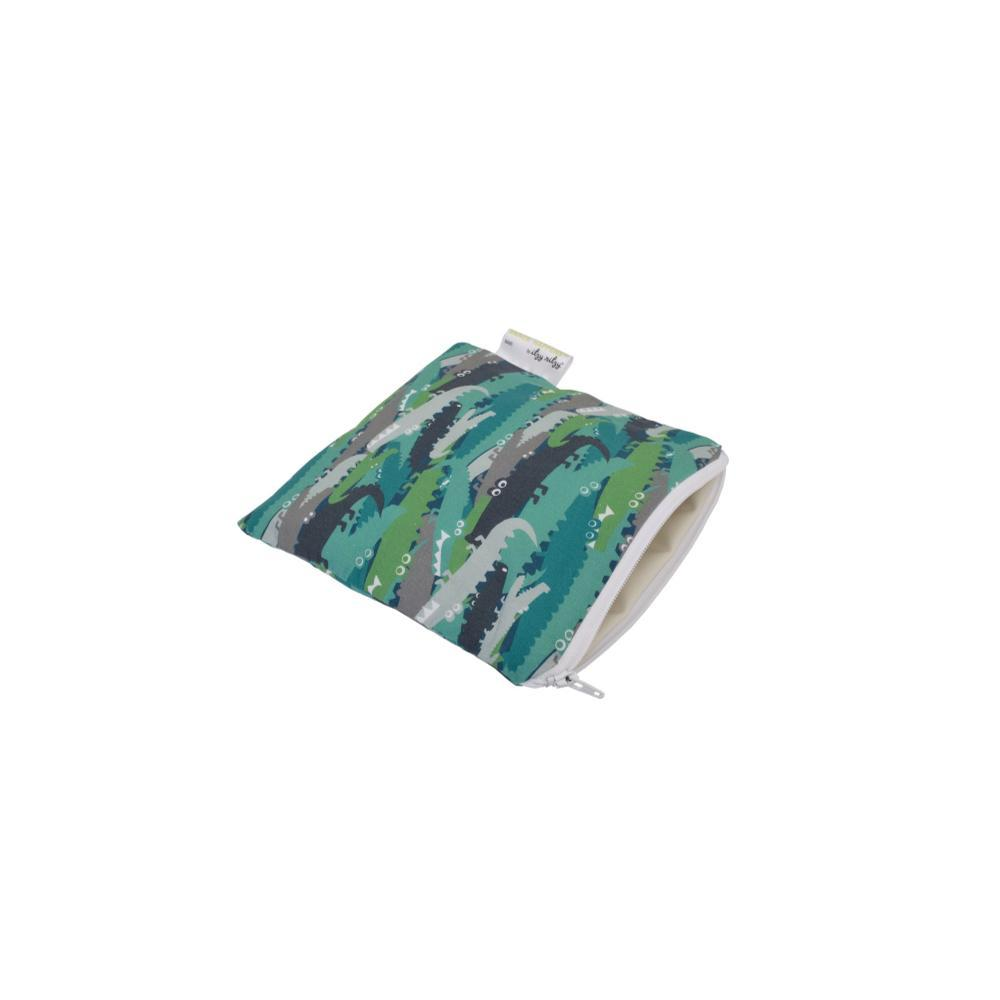 Itzy Ritzy Snack Happens Reusable Snack And Everything Bag LATERGATOR