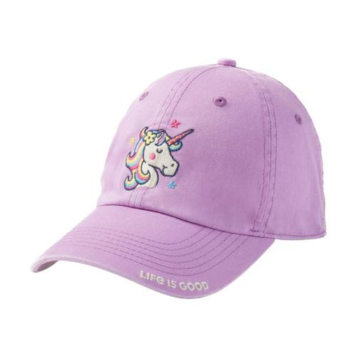 Life Is Good Kids Unicorn Chill Cap