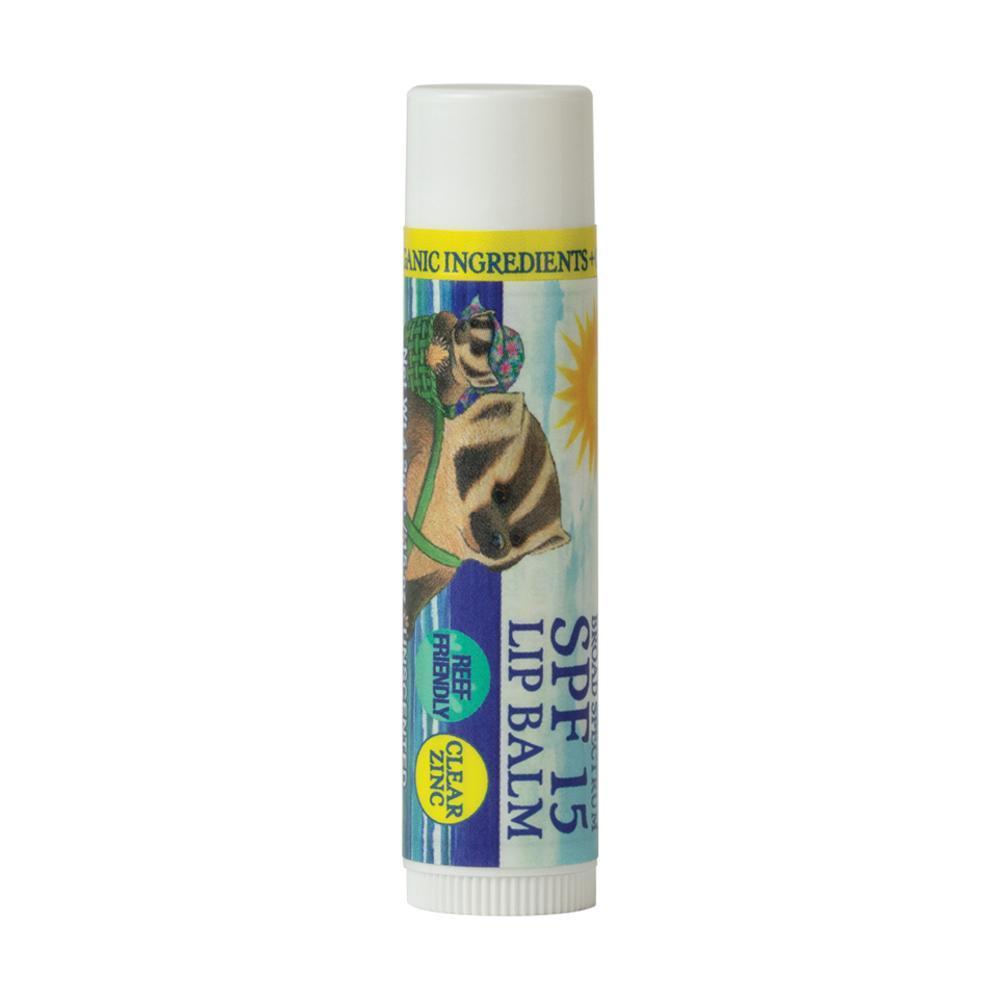 Badger Clear Zinc Oxide Sunscreen Lip Balm CLEAR_ZINC