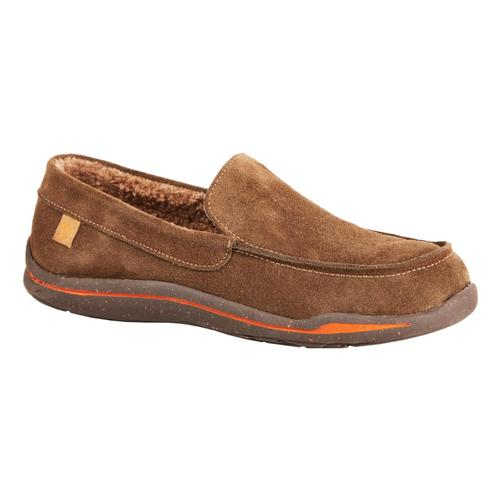 Acorn Men's Ellsworth Moc Slippers Smktaupe