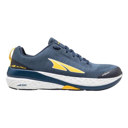 Altra Men's Paradigm 4.5 Running Shoes Blu.Yel_470