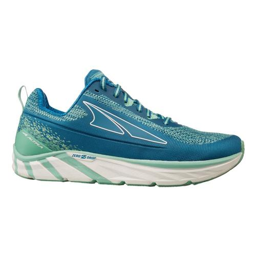Altra Women's Torin 4 Plush Running Shoes BLU.GRN_004