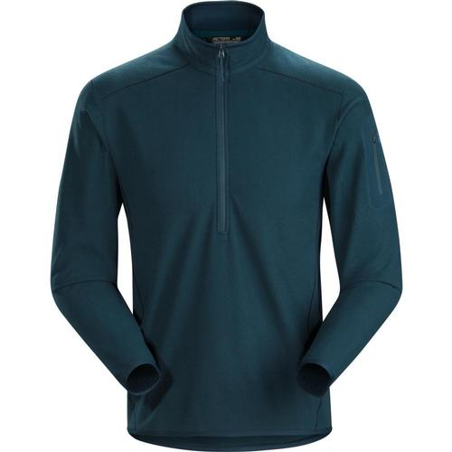 Arc'Teryx Men's Delta LT Zip Neck Pullover Labyrinth