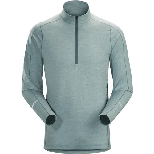 Arc'Teryx Men's Cormac Zip Neck Long Sleeve Shirt Robtoica