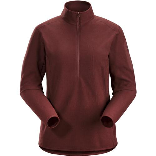 Arc'Teryx Women's Delta LT Zip Neck Flux
