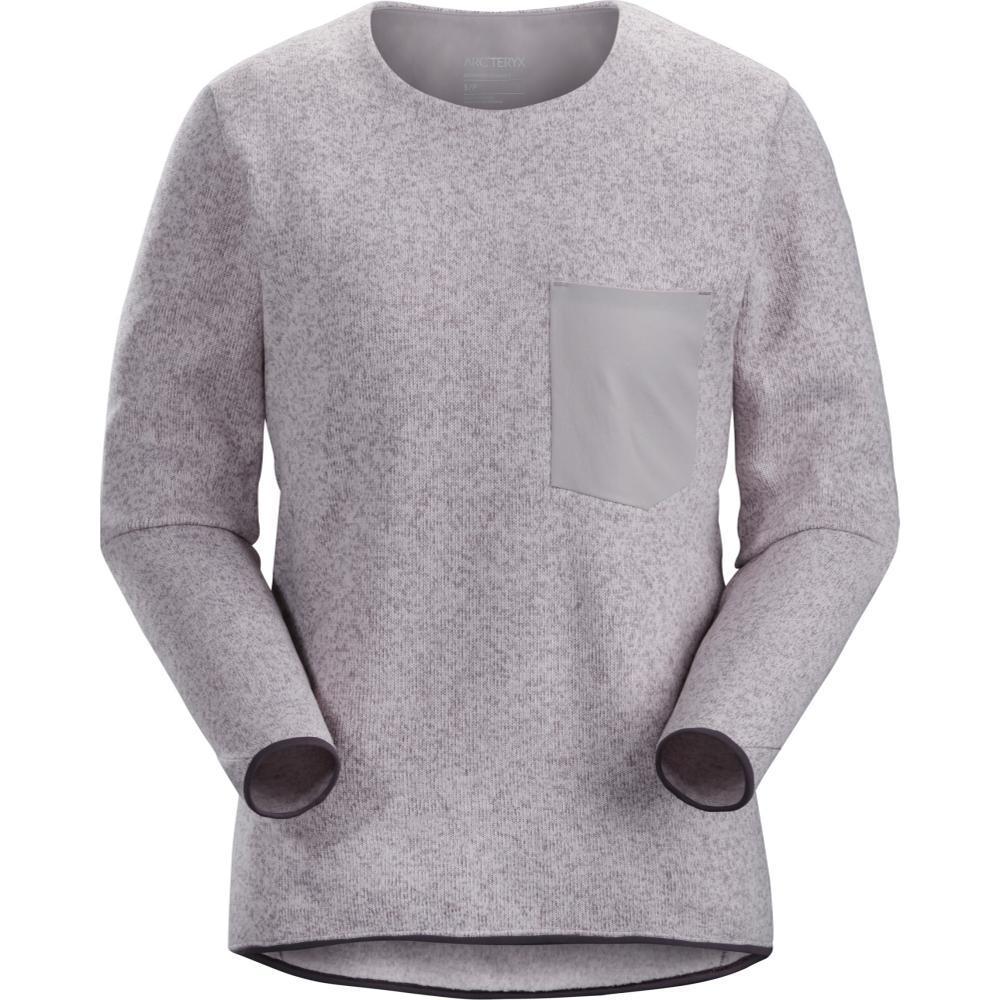 Arc'teryx Women's Covert Sweater CRYSTALLINE