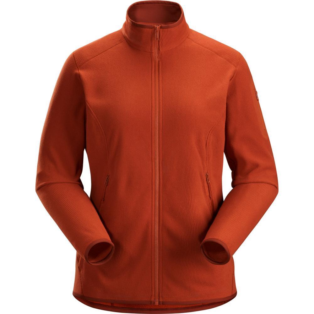 Arc'Teryx Women's Delta LT Jacket SUNHAVEN
