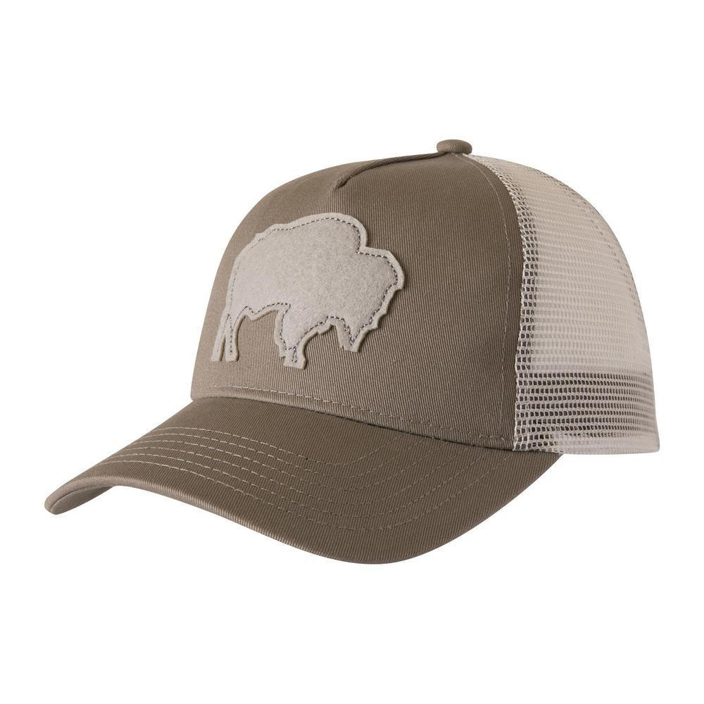 Mountain Khakis Bison Patch Trucker Cap FIRMA_500