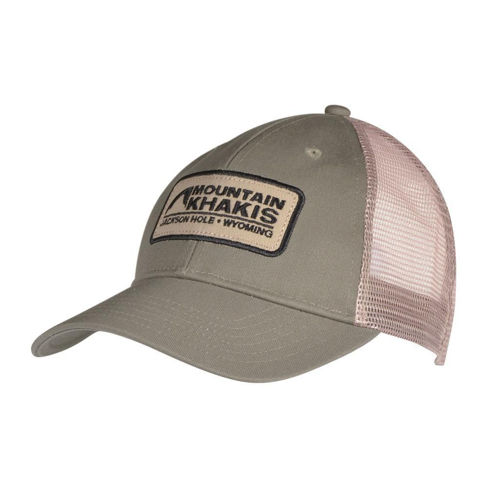 Mountain Khakis Soul Patch Trucker Cap DKHAKI_460